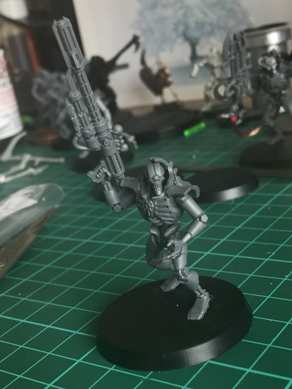 My Deathmark 'Vindicare' Assassin