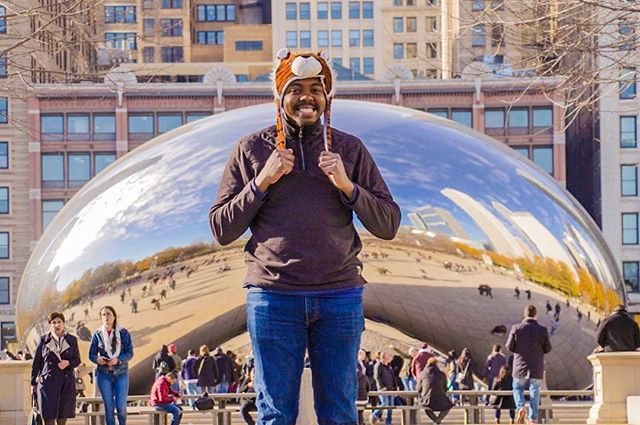 Fun Times At The Bean In Chicago!