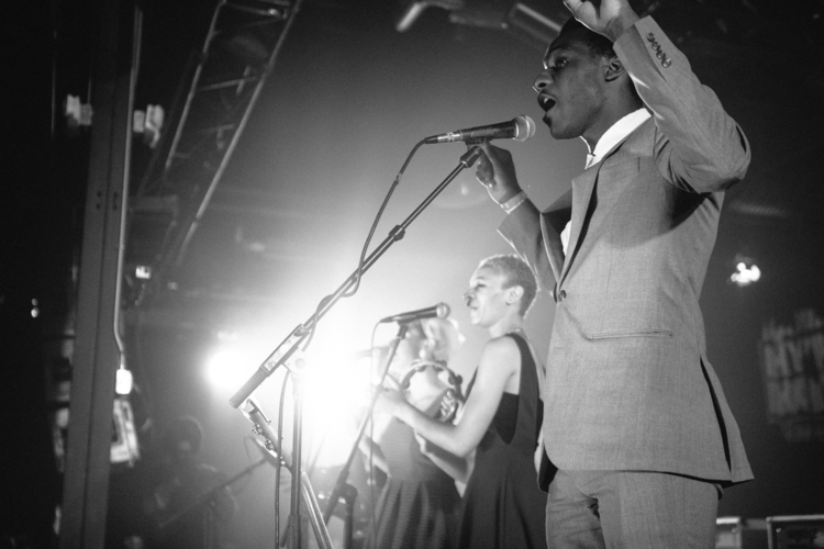 Leon Bridges at Hype Machine's Hype Hotel presented by Feed The Beat     Photo:  Jesse DeFlorio/Hype Machine's Hype Hotel