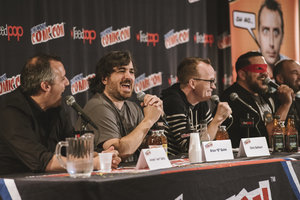truTV's Impractical Jokers New York Comic Con Activations