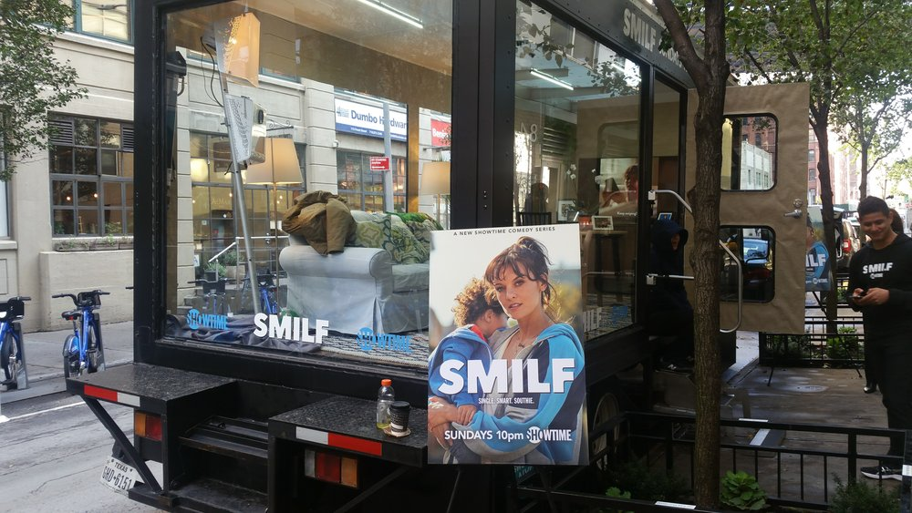 Showtime -  SMILF  Activation     Marketing