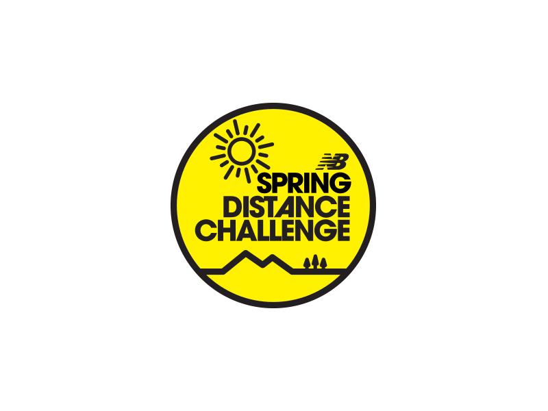 Strava Spring Distance Challenge