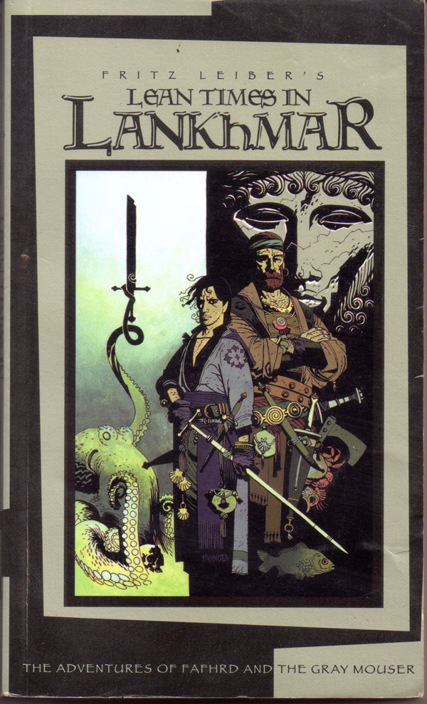 Lean Times In Lankhmar Copyright 1996 Borealis Legends  Artwork Copyright Mike Mignola