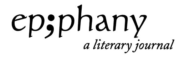 Epiphany Magazine