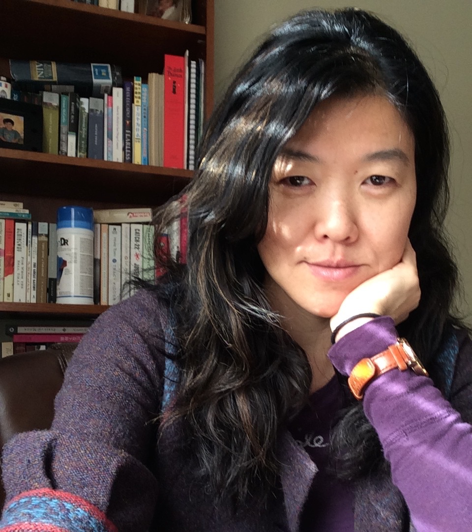 "Pingmei Lan, author of ""Cicadas and the Dead Chairman,"" which appeared in  Epiphany 's Fall/Winter 2018 issue."