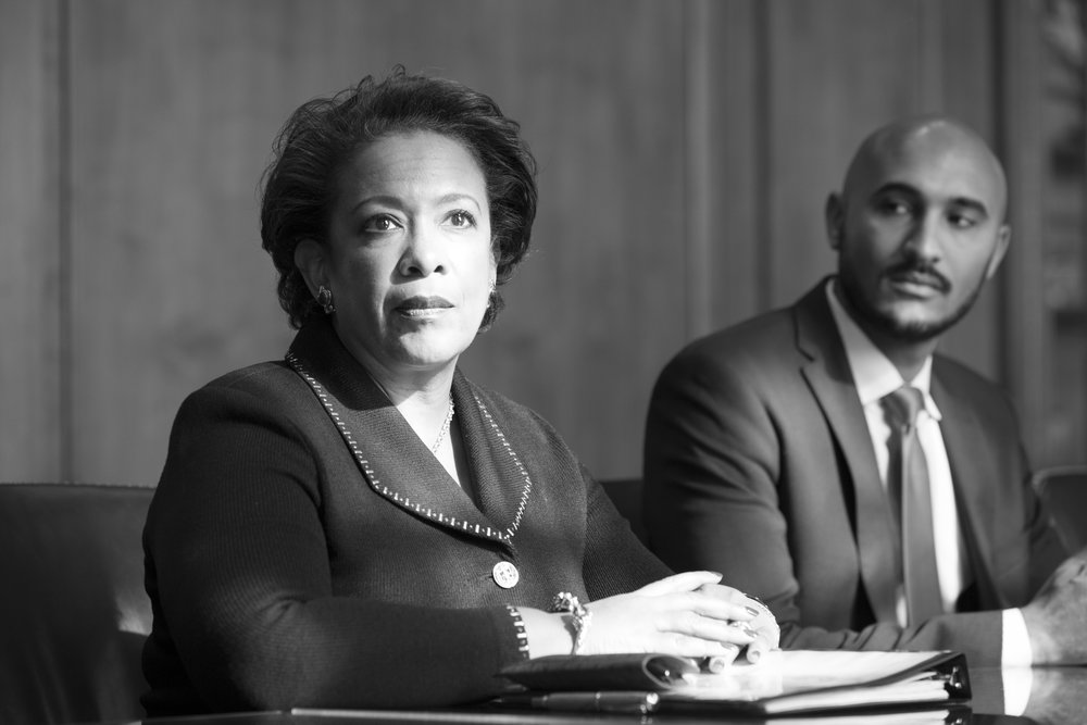 Loretta Lynch, Attorney General