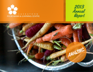 Click for the Food Bank & Learning Centre Annual Report