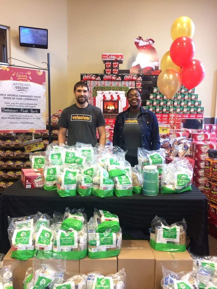 Sobeys and Safeways's 2019 Joy of Giving campaign.