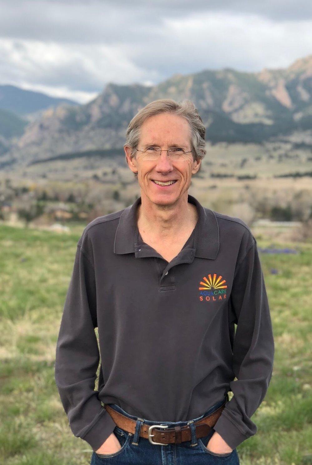 Steve Rub  y , Founder & Installer