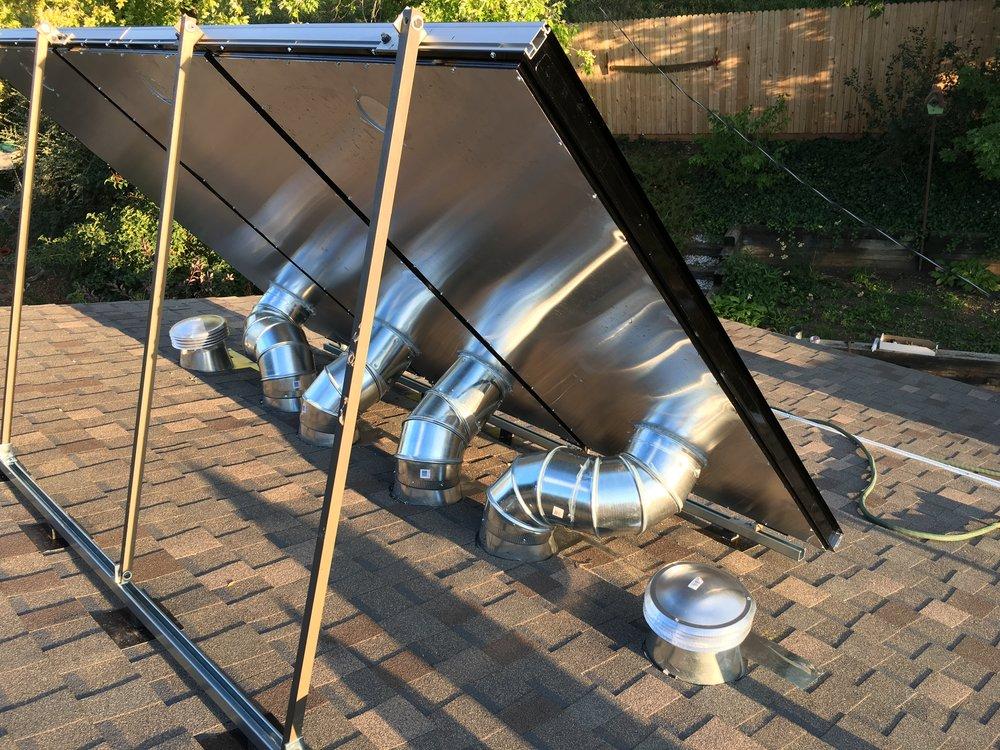 Solar Air Panel
