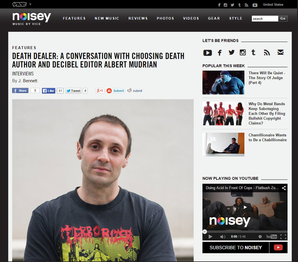http://noisey.vice.com/en_au/blog/albert-mudrian-decibel-choosing-death-interview