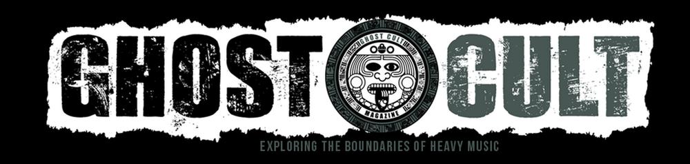 Ghost Cult Magazine Banner Logo