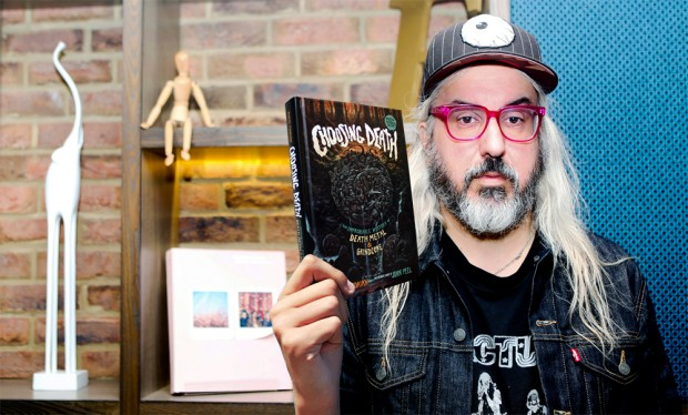 J Mascis of Dinosaur Jr. and Choosing Death