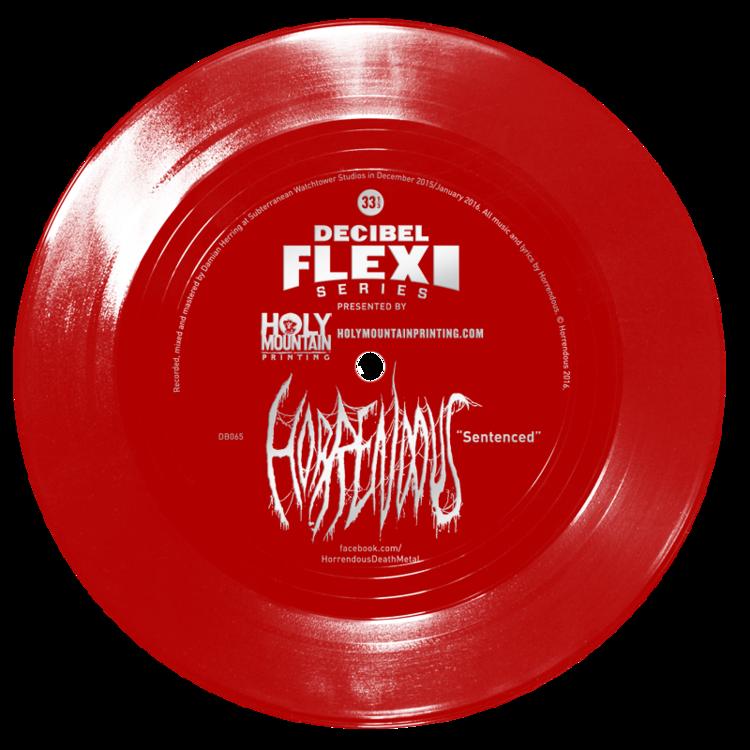 "Choosing Death Fest Metallers Horrendous Debut New Decibel Flexi Track ""Sentenced"""