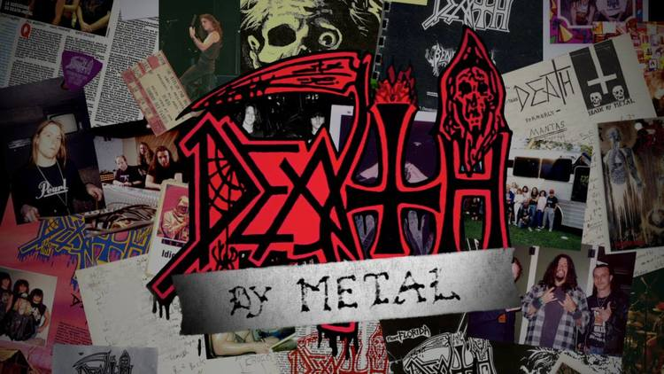 """New Trailer for """"DEATH by MetaL"""" Documentary & Interview with Director Felipe Belalcazar"""