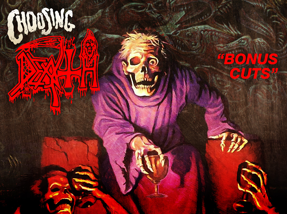 Scream Bloody Gore: The Choosing Death Interview Outtakes