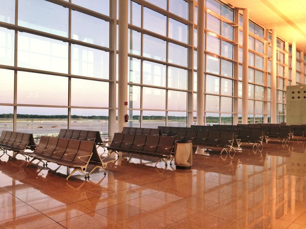 Barcelona Airport - 2015