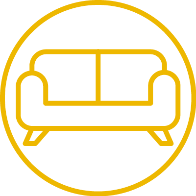 lounge furniture icon