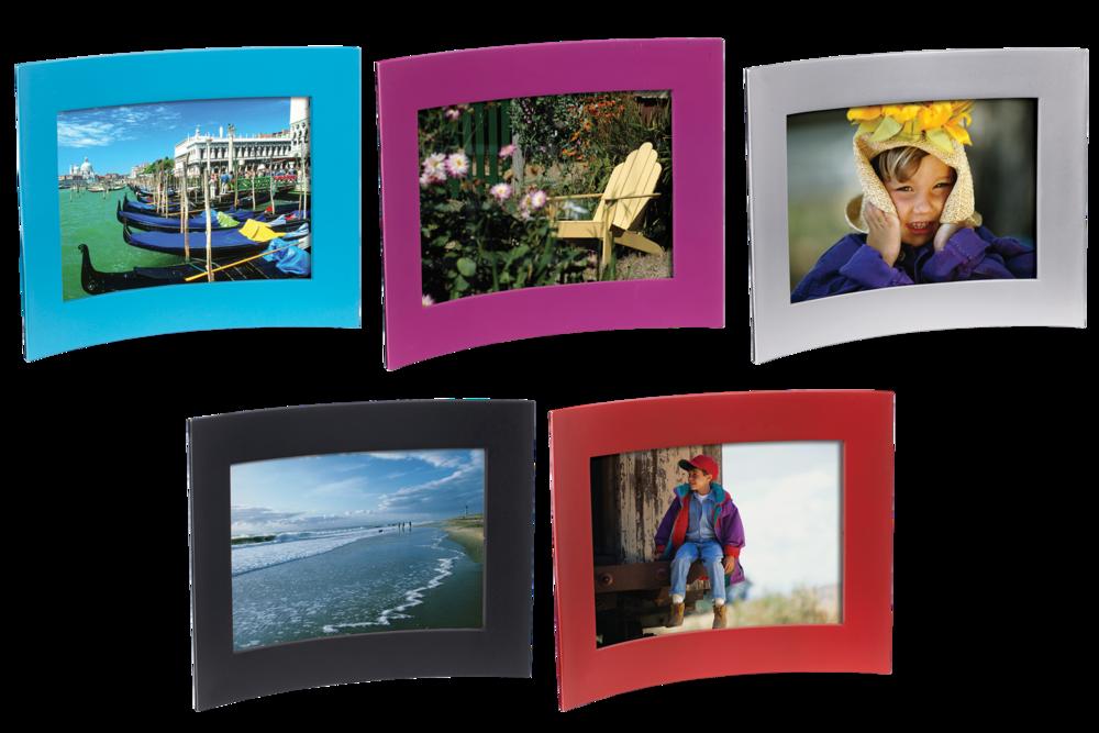 Curved Acrylic Frames