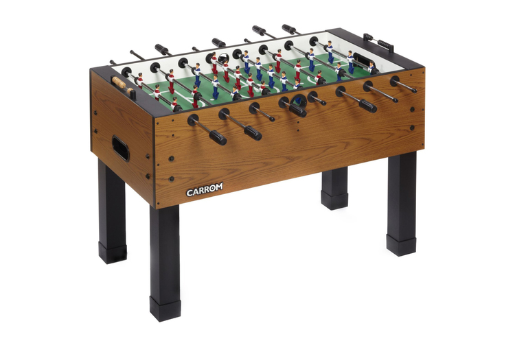 2 player foosball table