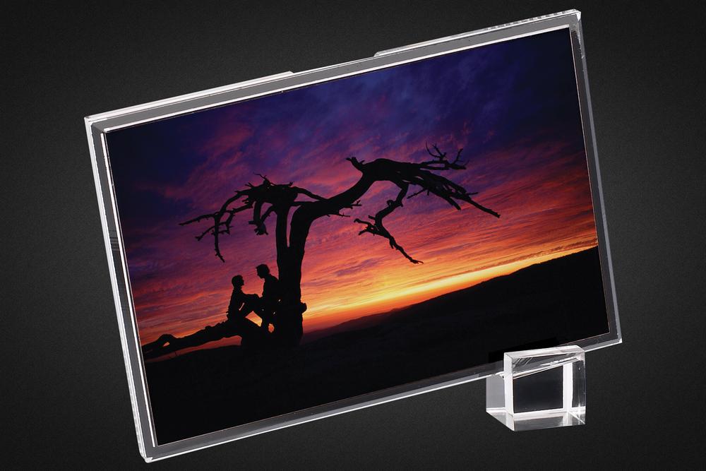 Cube Acrylic Frames