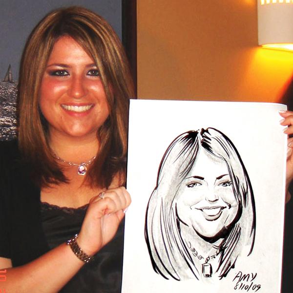 caricature artist thumbnail