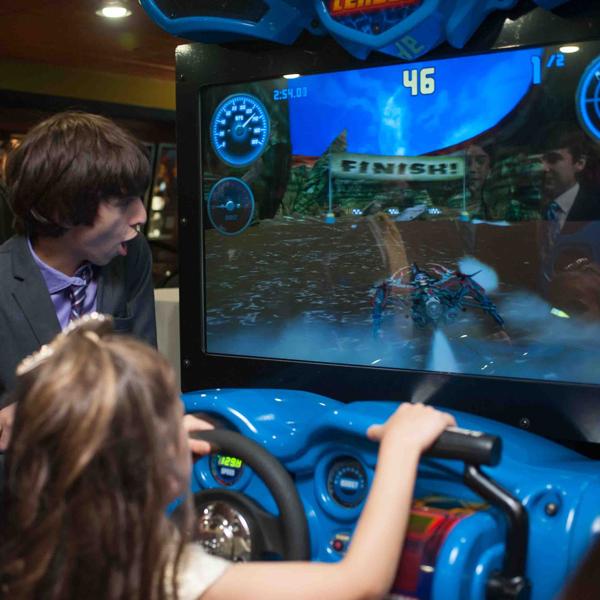 arcade games thumbnail