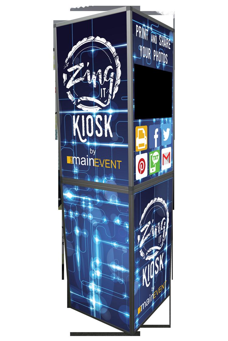 Zing It! Kiosk