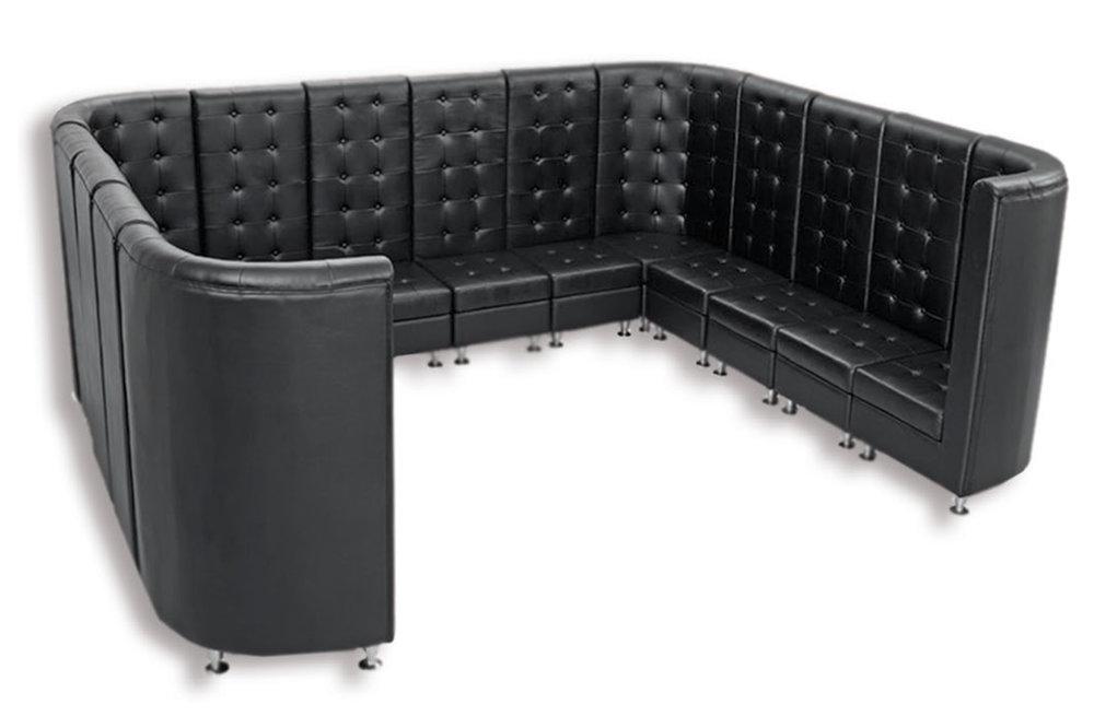 High Back Sectional Sofa