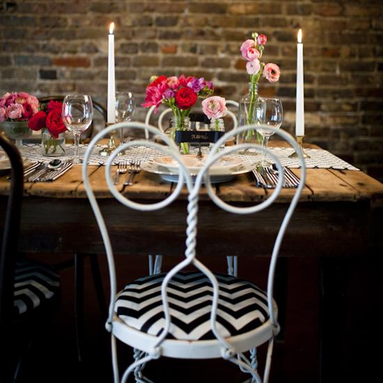 Kate Spade-Inspired Modern Wedding