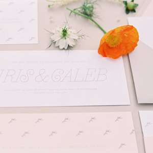 Stationary, Paper Products and Invitations