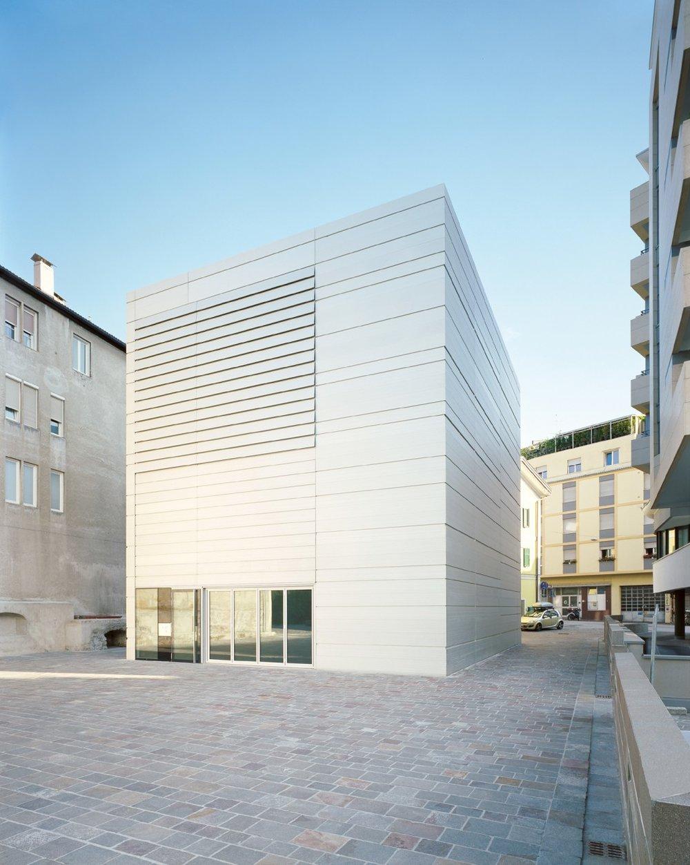 Atelierhaus Museion. Photo: Rene Riller