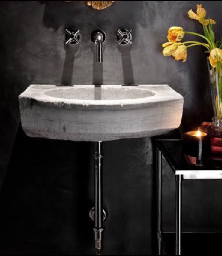 Reproduction Antique Sink. Antique Marble Sink