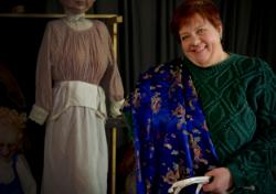 Shirley Wasser, puppet designer & costume designer