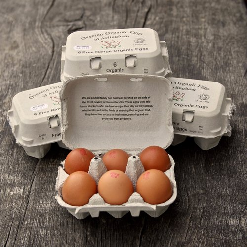 Organic Eggs From Happy Hens Matter Wholefoods