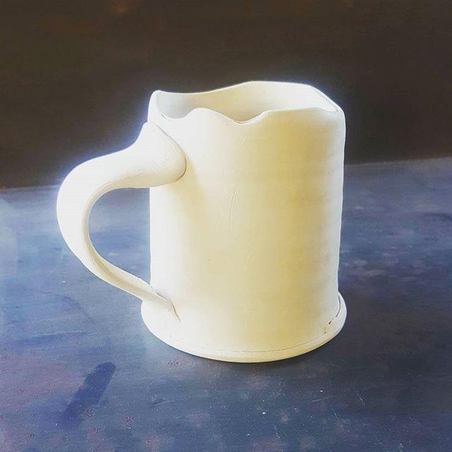 #mugshotmonday #woodfiredpottery