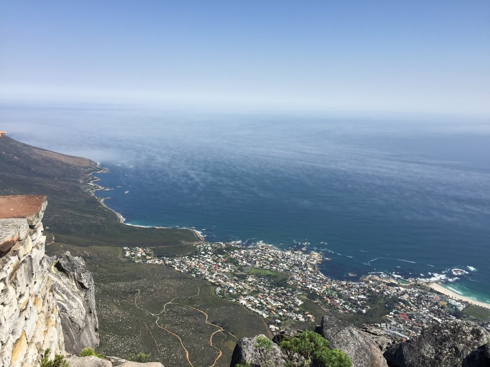 Camps Bay - where I would like to live