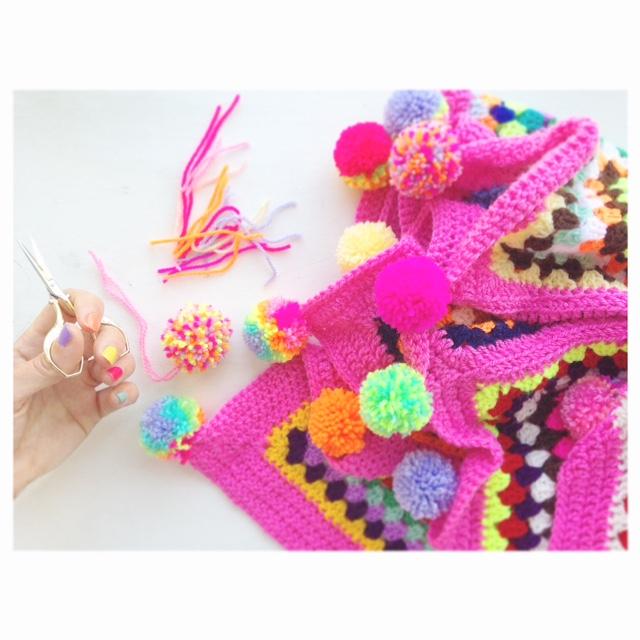 flora fairweather blanket