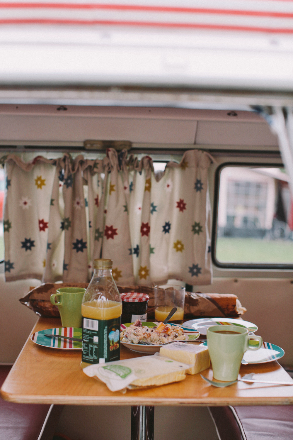 nancy ebert camper van