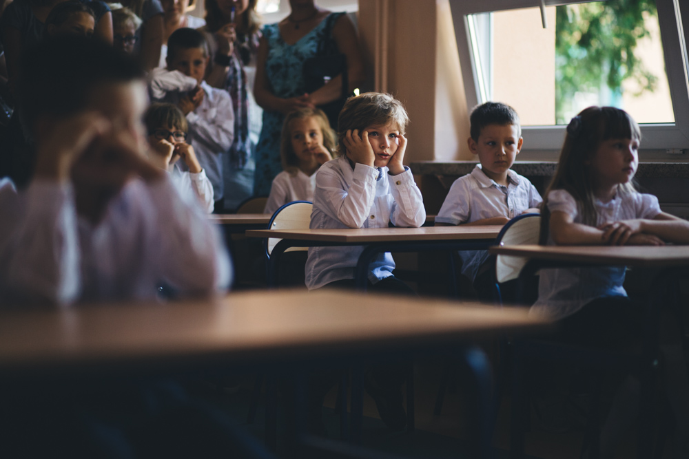 school pupil pawel slawski
