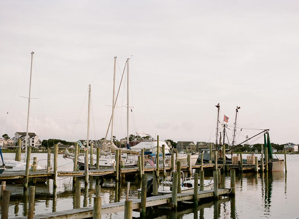 Ocracoke Island Silverlake Harbour