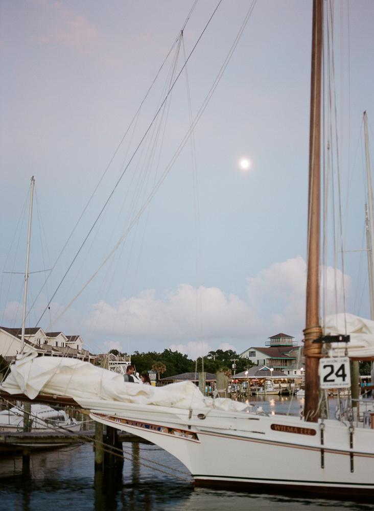 Sunset Silverlake Harbour