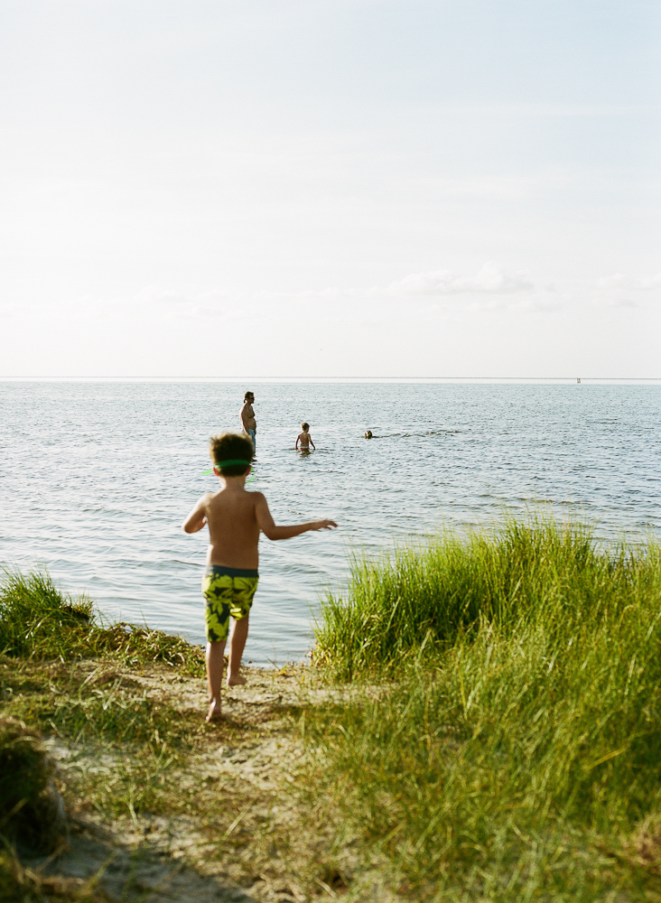 Ocracoke Island family travel