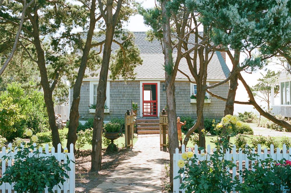 Ocracoke Island community