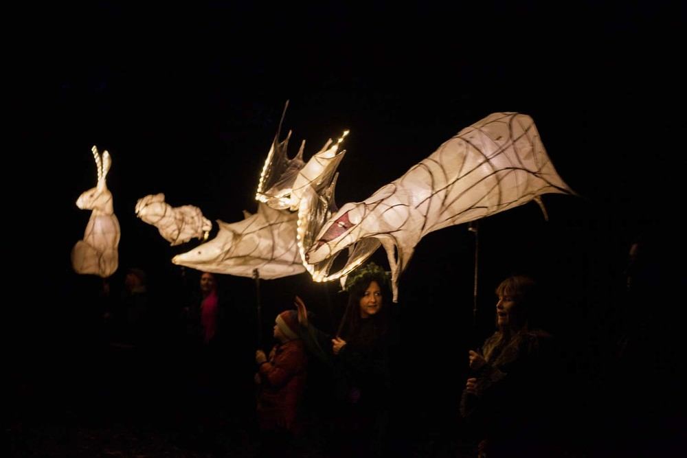 Fairyland Trust Lantern Parade