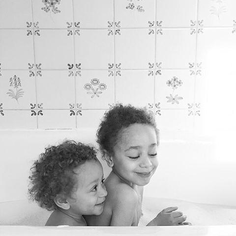 Bathtime by Rebecca Lindon