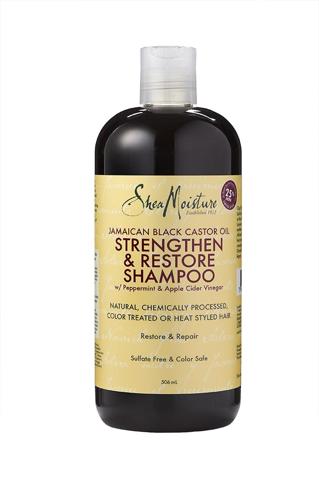 Shea Moisture product review