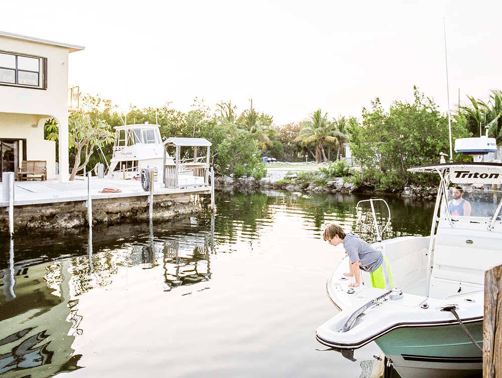 Florida Keys summer holiday