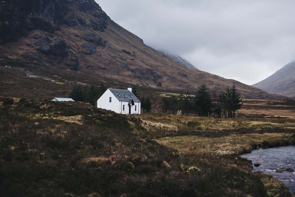 Glencoe travel photography