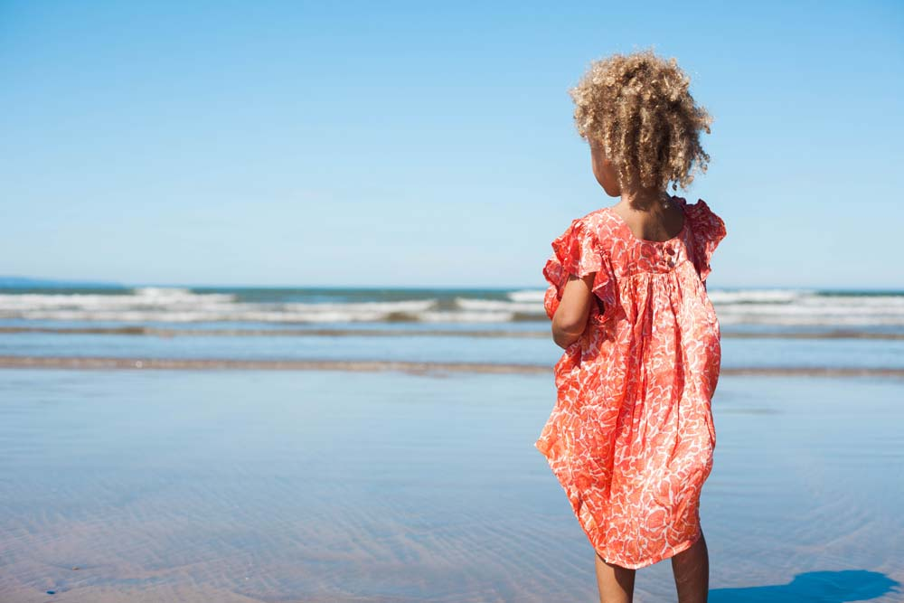 Saunton Sands family travel Devon
